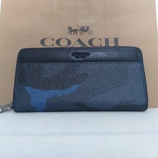 COACH - 新品未使用 COACH コーチ 迷彩 カモフラ 財布