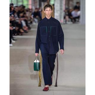 Jil Sander - JIL SANDER 20ss オーバーサイズシャツ