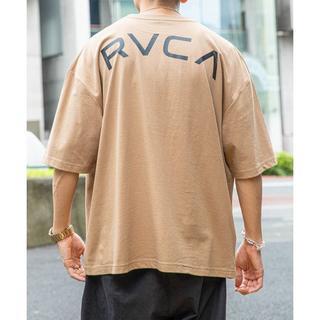 ルーカ(RVCA)のRVCA×FREAK'S STORE 別注 ビッグシルエット ARCH Tシャツ(Tシャツ/カットソー(半袖/袖なし))