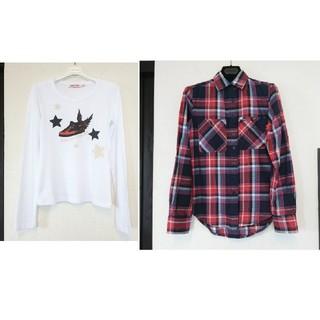 ラルフローレン(Ralph Lauren)のサラハナ様専用新品未使用LAUREN ブラウスSEE BY CHLOETシャツ(シャツ/ブラウス(長袖/七分))