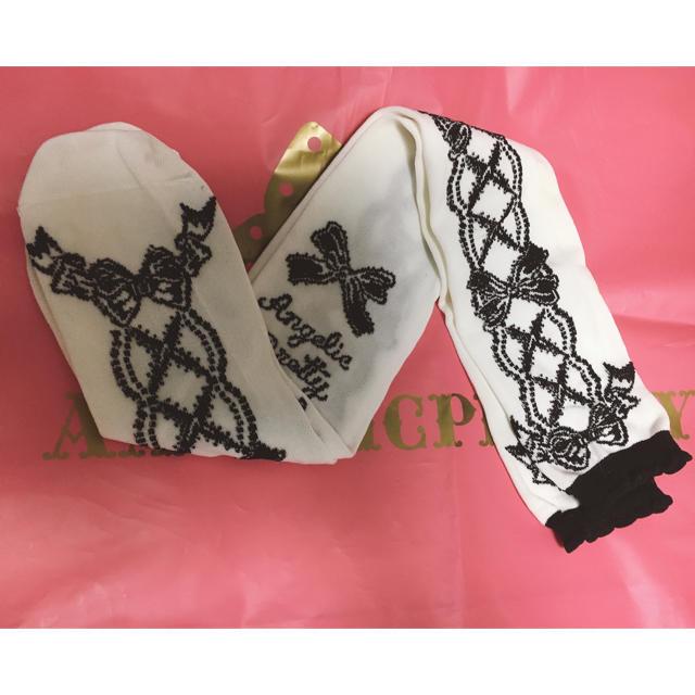 Angelic Pretty(アンジェリックプリティー)のangelic pretty オーバーニー レディースのレッグウェア(ソックス)の商品写真
