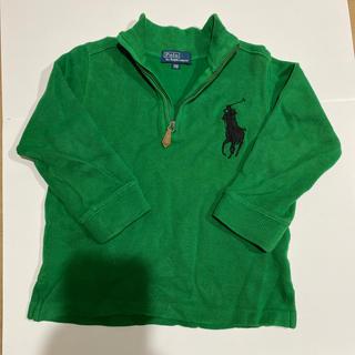 ポロラルフローレン(POLO RALPH LAUREN)のラルフローレン 綿100%セーター 110cm(ニット)
