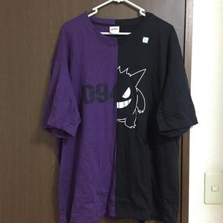 GU - ジーユー ポケモン Tシャツ ゲンガー XL