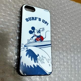 Disney - iPhone SE/5s/5対応 IIIIfi+(イーフィット) ミッキーマウス