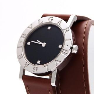 BVLGARI - 【BVLGARI】ブルガリ 時計 '4Pダイヤモンド' BB26SLD☆極美品☆