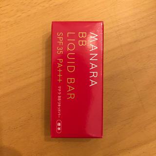 マナラ(maNara)のマナラ BBリキッドバー(SPF35 PA+++)(BBクリーム)
