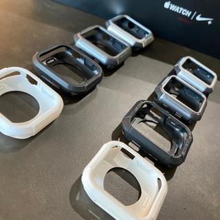 Apple Watch - ⑦【海外人気商品】ホワイト/44mm アップルウォッチ  プロテクター ケース