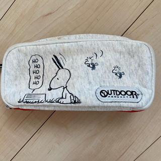 スヌーピー(SNOOPY)のスヌーピー 布製ペンケース(ペンケース/筆箱)