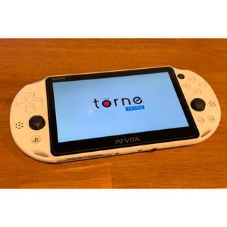 PlayStation Vita - PS Vita ホワイト メモリーカード16GB付