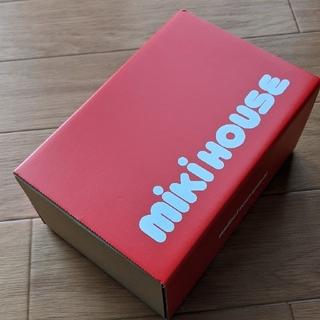 ミキハウス(mikihouse)のミキハウス 靴箱(空箱)(ショップ袋)