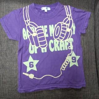 ニッセン(ニッセン)の男の子女の子 プリントTシャツ 100(Tシャツ/カットソー)