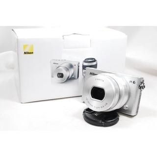 Nikon - 女性&WiFiに大人気♡Nikon1 J4 パワーズームキット♡