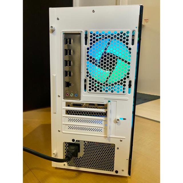 ☆ゲーミングPC RTX2060 スマホ/家電/カメラのPC/タブレット(デスクトップ型PC)の商品写真