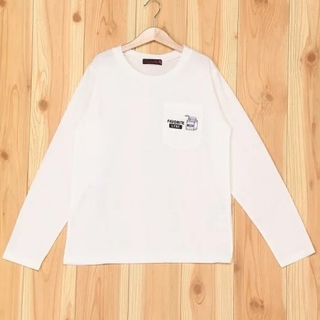 lovetoxic - 【新品】lovetoxic ラブトキシック ワンポイント刺繍長袖Tシャツ160
