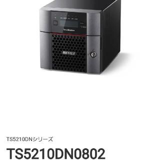 バッファロー(Buffalo)のTS5210DN0802 8TB テラステーション(PC周辺機器)