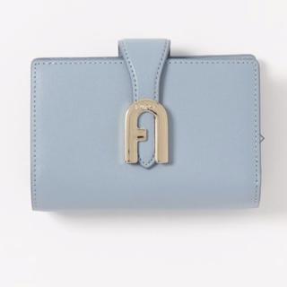 フルラ(Furla)の希少 新品未使用 フルラ FURLA  財布 ライトブルー(財布)