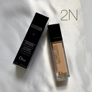 ディオール(Dior)の【新品未使用】 ディオール フォーエヴァースキン コレクト コンシーラー 2N(コンシーラー)