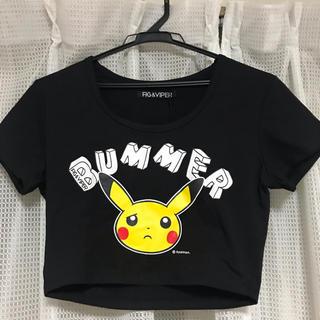 フィグアンドヴァイパー(FIG&VIPER)のFIG&VIPER ピカチュウ BUMMER ショートT(Tシャツ(半袖/袖なし))