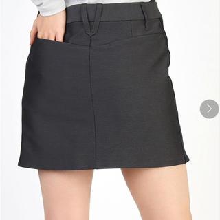 DESCENTE - デサント今期新作スカート