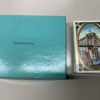 ティファニー(Tiffany & Co.)のティファニートランプ(トランプ/UNO)