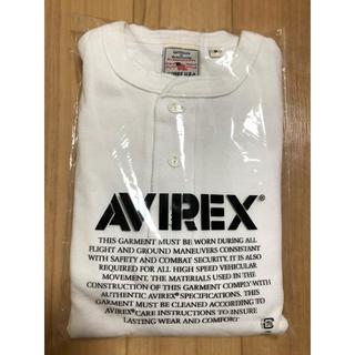 アヴィレックス(AVIREX)のアビレックス ヘンリーネック (Tシャツ/カットソー(七分/長袖))