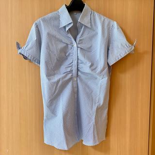 アオキ(AOKI)の11号 半袖ブラウス2点セット(シャツ/ブラウス(半袖/袖なし))