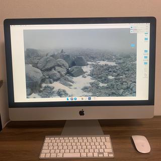 Mac (Apple) - iMac 27インチ 2013late