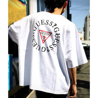 GUESS - 【GUESS】限定スーパービッグTシャツ