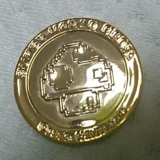 ニンテンドウ(任天堂)のニンテンドー スーパーマリオブラザーズ のコイン? 金色 ゴールド(その他)