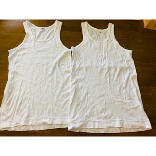 グンゼ(GUNZE)のグンゼ ランニングシャツ2枚セット(タンクトップ)