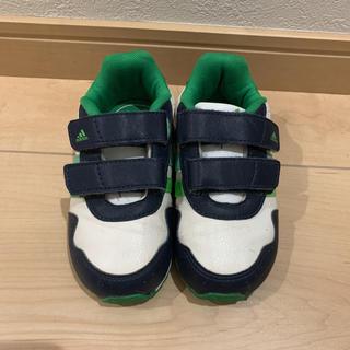 adidas - 美品 adidas アディダス キッズスニーカー 14.0㎝