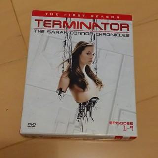 ターミネーター:サラ・コナー クロニクルズ〈ファースト〉 DVD(TVドラマ)