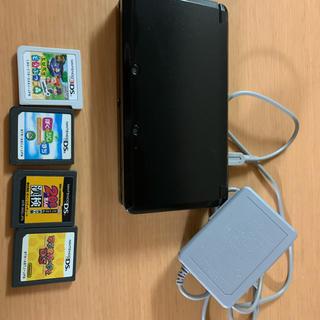 3DS ソフト付き