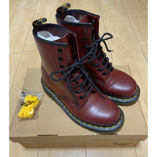 Dr.Martens - 【美品】ドクターマーチン 8ホール ブーツ