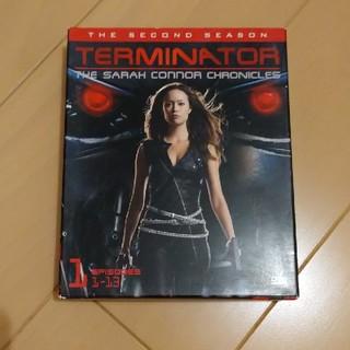 ターミネーター:サラ・コナー クロニクルズ〈セカンド〉 セット1 DVD(TVドラマ)