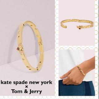 ケイトスペードニューヨーク(kate spade new york)のkate spade トムとジェリーコラボ ジェリーバングル(ブレスレット/バングル)