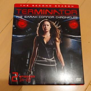 ターミネーター:サラ・コナー クロニクルズ〈セカンド〉 セット2 DVD(TVドラマ)