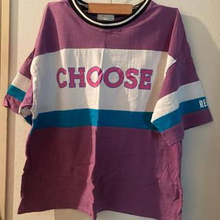 レピピアルマリオ(repipi armario)のREPIPI カットソーTシャツ L(Tシャツ/カットソー)