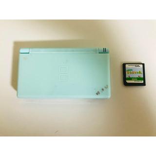 ニンテンドーDS - ニンテンドーDS 本体 + 充電器 + おいでよどうぶつの森(ソフト)