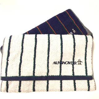 Munsingwear - MUNSINGWEAR  マンシングウェア 箱入りタオルセット 未使用品