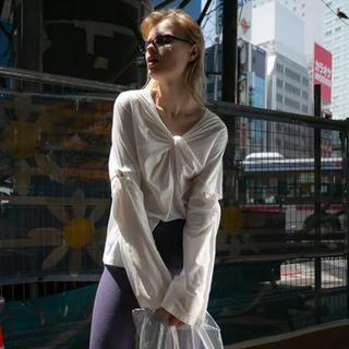 BEAUTY&YOUTH UNITED ARROWS - roku PERVERZE ロングティー シャツ
