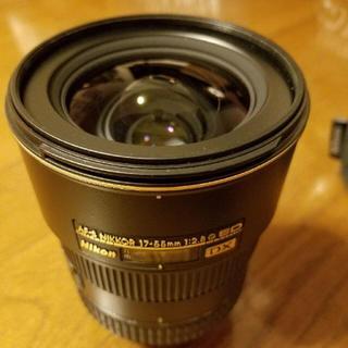 Nikon - Nikon AF-S DX ED17-55F2.8G(IF)