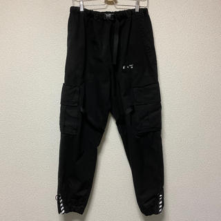 OFF-WHITE - 明日発送 off-white parachute cargo pants 33