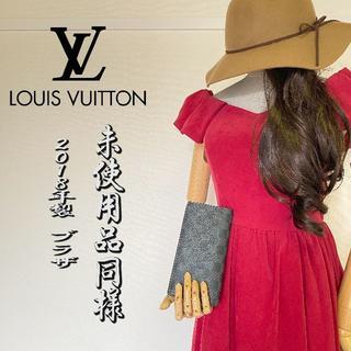 ルイヴィトン(LOUIS VUITTON)の♡㊴♡ 鑑定済み 新品同様品 ルイヴィトン グラフィット ブラザ 財布 正規品(折り財布)