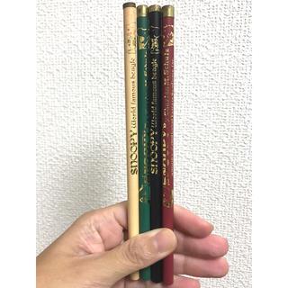 スヌーピー(SNOOPY)のスヌーピー SNOOPY 鉛筆 4本セット サンリオ 80's 当時物(鉛筆)