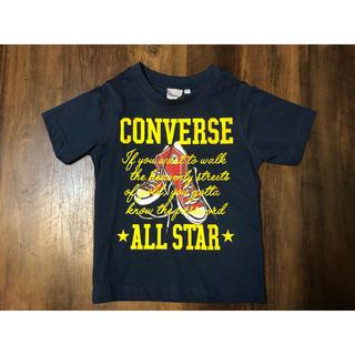 CONVERSE - 【新品】CONVERSE キッズTシャツ 110size ロゴTシャツ