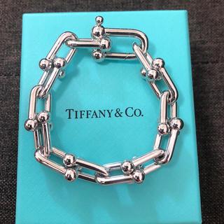 ティファニー(Tiffany & Co.)のTiffany ハードウェア リンクブレスレット(ブレスレット)