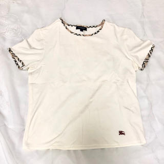 BURBERRY - Burberry/バーバリー/Tシャツ/カットソー