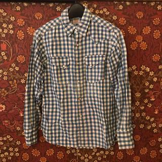 DENIM DUNGAREE - 【DENIM DUNGAREE】チェックシャツ 150cm