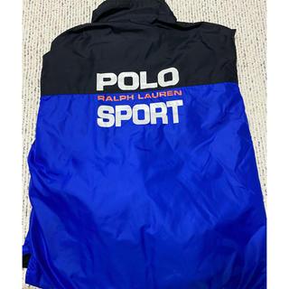 ポロラルフローレン(POLO RALPH LAUREN)のPOLO SPORT ポロスポーツ ナイロンジャケット (ナイロンジャケット)